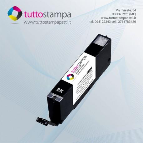 CARTUCCIA 571BK Nero piccolo con inchiostro alimentare per stampante alimentare 770A4