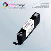 CARTUCCIA 581BK Nero piccolo con inchiostro alimentare per stampante alimentare 770A4