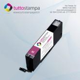 CARTUCCIA STAMPANTE ALIMENTARE CANON SERIE MG5550 551 Magenta