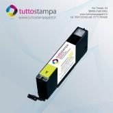 CARTUCCIA 551Y Yellow - Giallo con inchiostro alimentare per stampante alimentare 550A3/550A4
